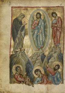 Jesus' Transfiguration